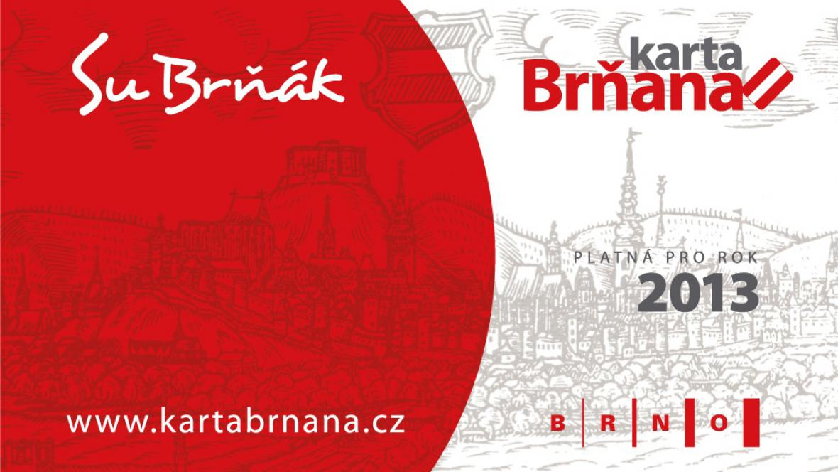 Karta Brňana
