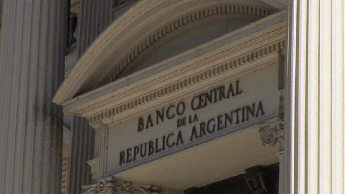 Argentinská centrální banka