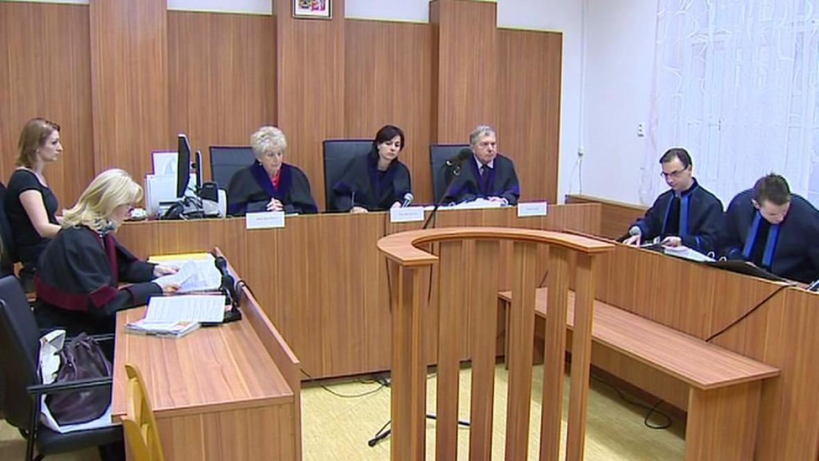 Soud řešil případ vydírání podnikatele Broma