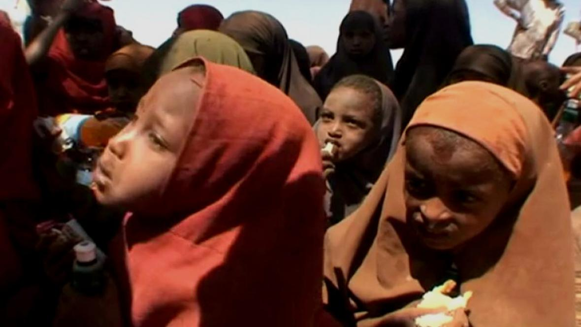 Pomoc pro africké děti