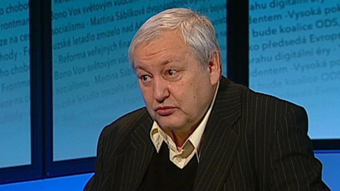 Václav Henych, ředitel odboru všeobecné správy MV ČR