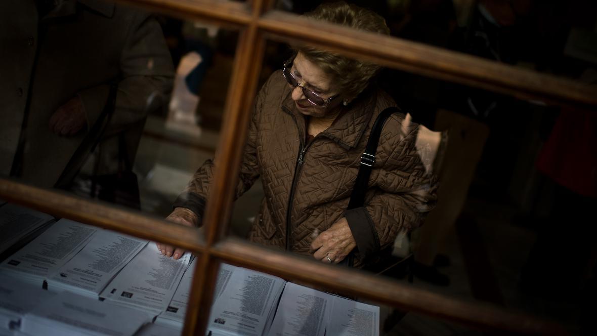 Volby v Katalánsku