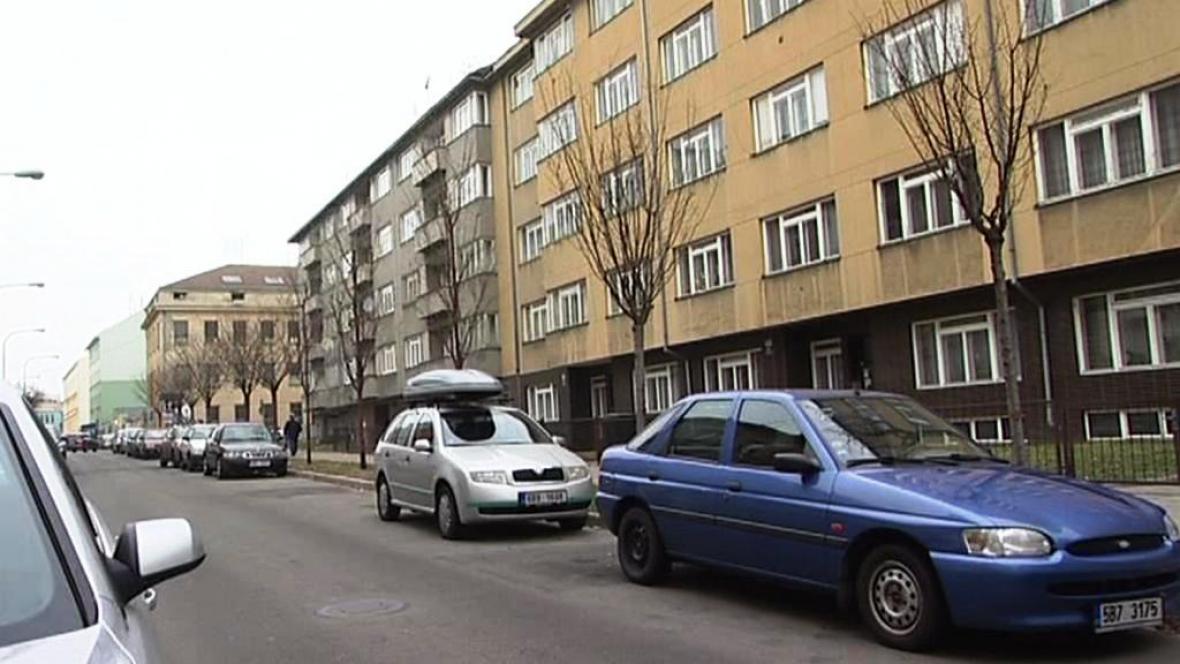 Domy nájemníků v Brně-sever