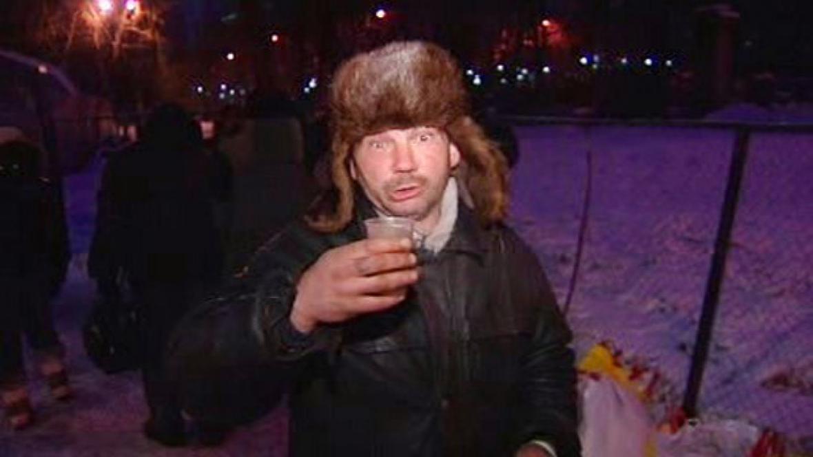 Ruský alkoholismus