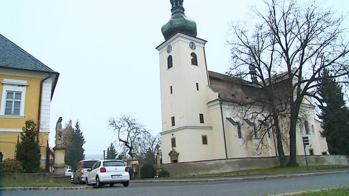 Kostel svatého Martina v Buchlovicích
