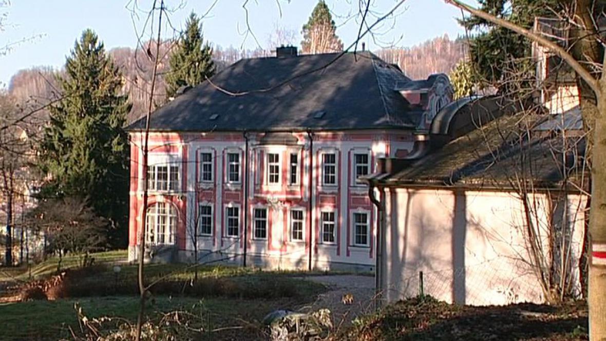 Neobarokní vila z 19. století