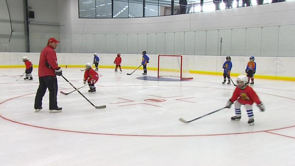 Hokejová hala v Českých Budějovicích
