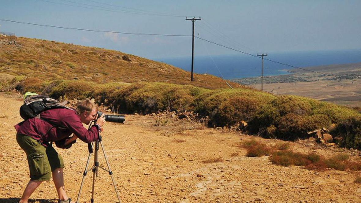 Focení na ostrově Limnos