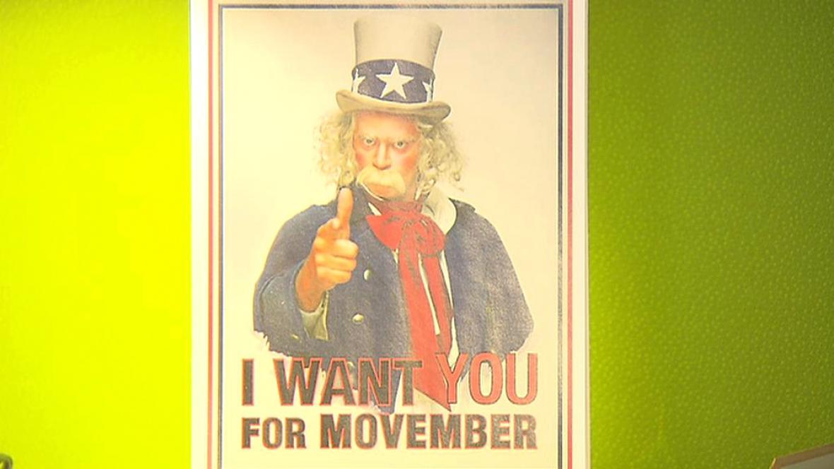 Kampaň Movember