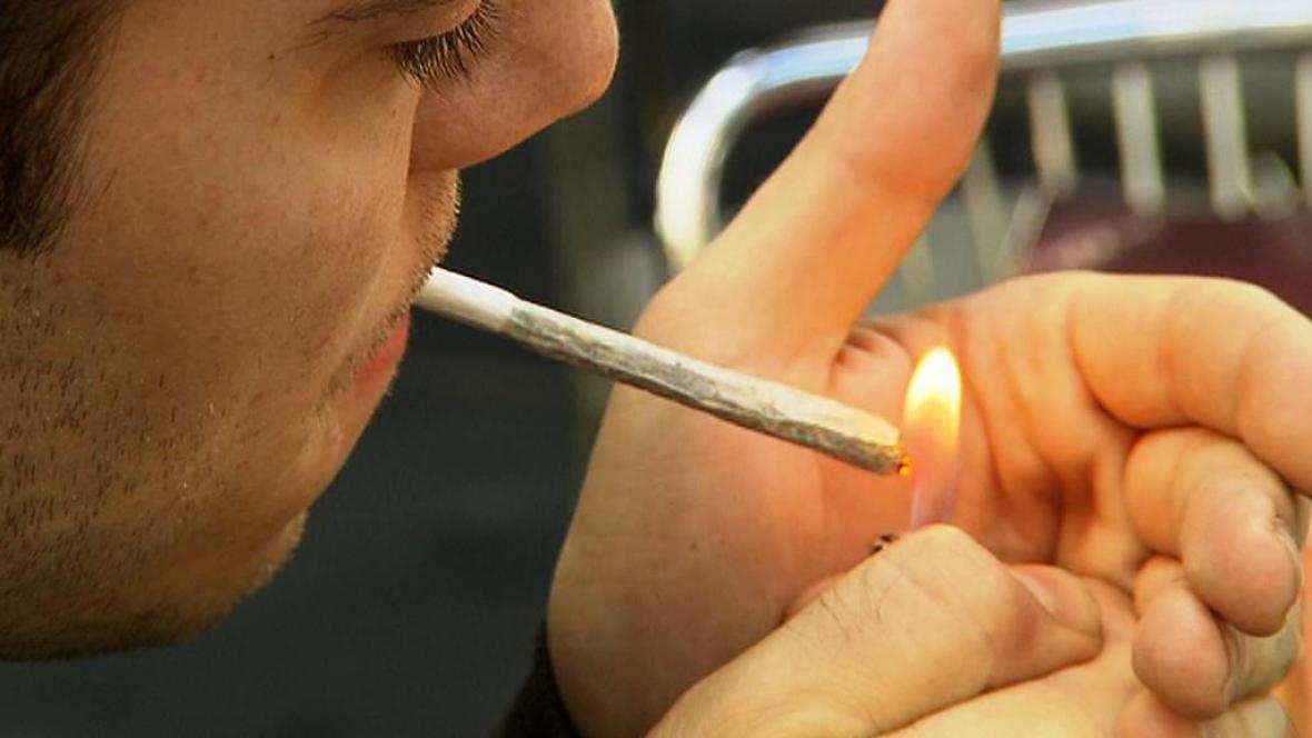 Kouření marihuany