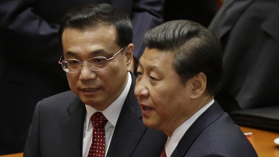Nové tváře staré Číny - Si Ťin-pching a Li Kche-čchiang
