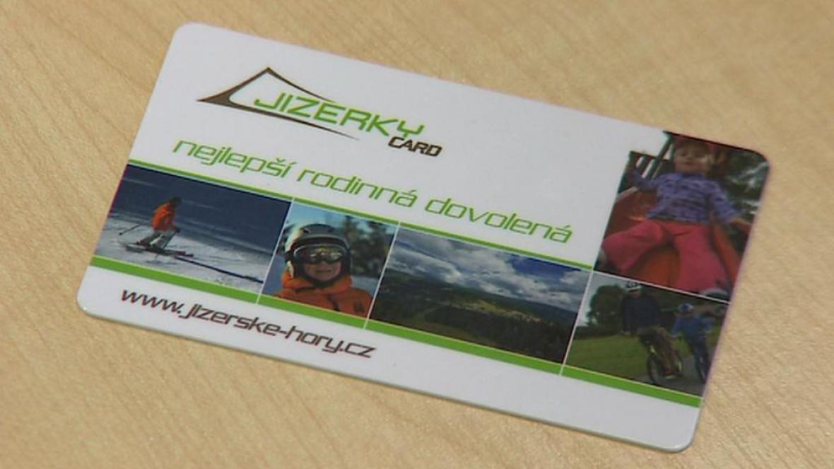 Jizerky Card