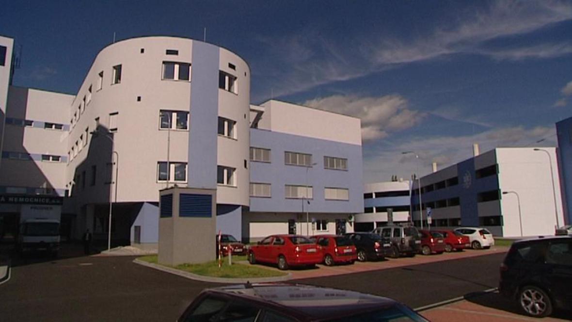 Nový pavilon klatovské nemocnice