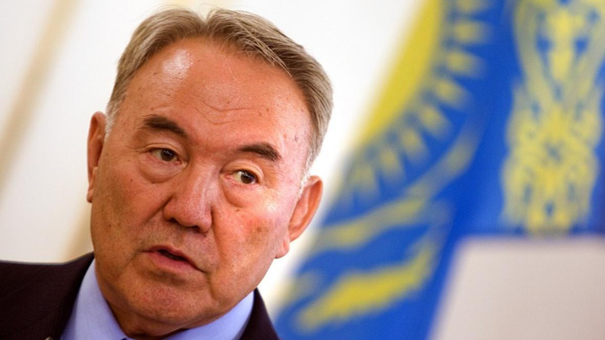 Nursultan Nazarbajev