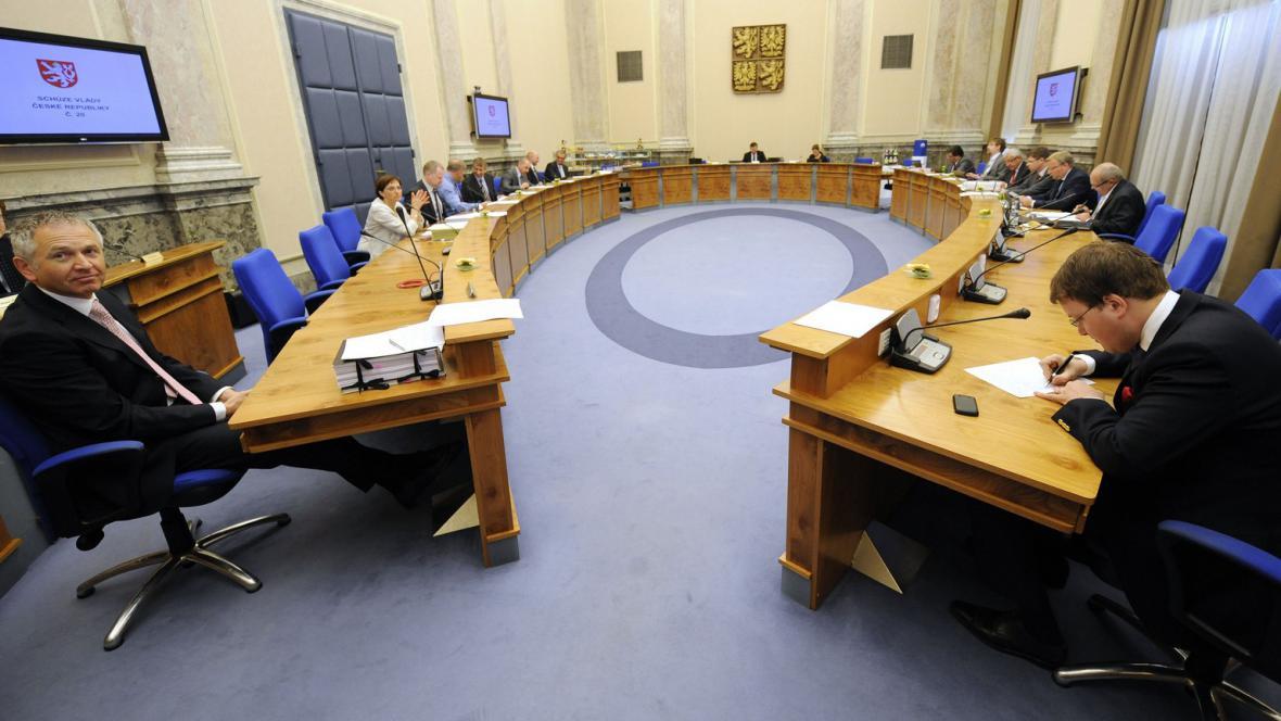 Jednání vlády