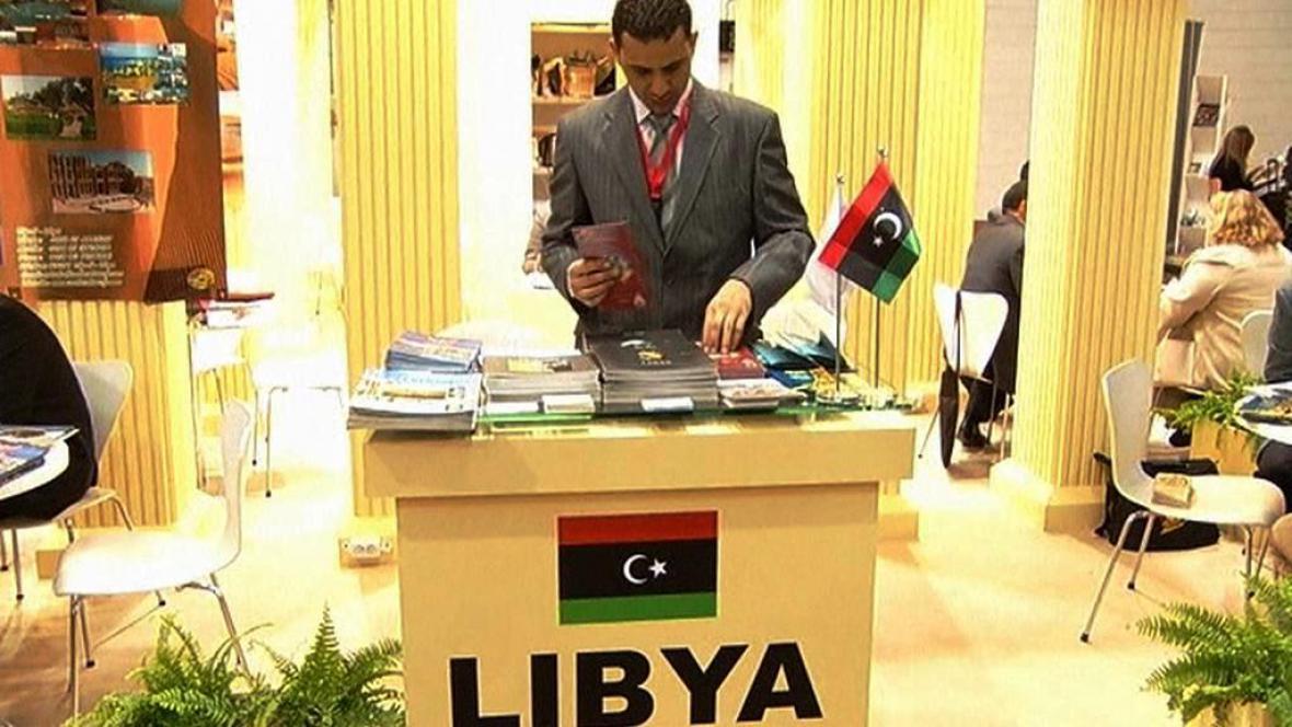 Libyjský stánek
