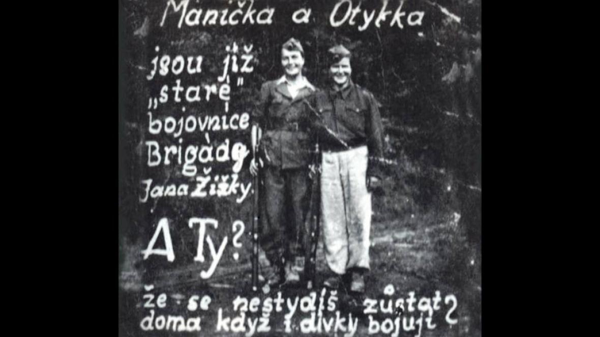 Bojovnice Brigády Jana Žižky
