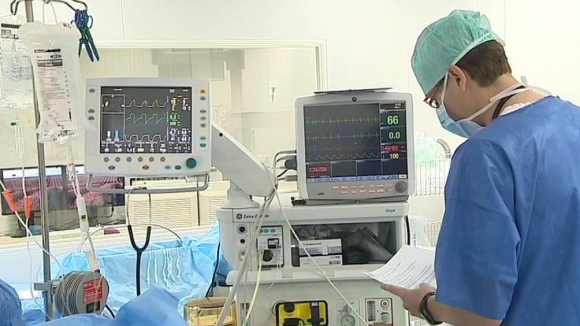 Nový operační sál v Olomouci