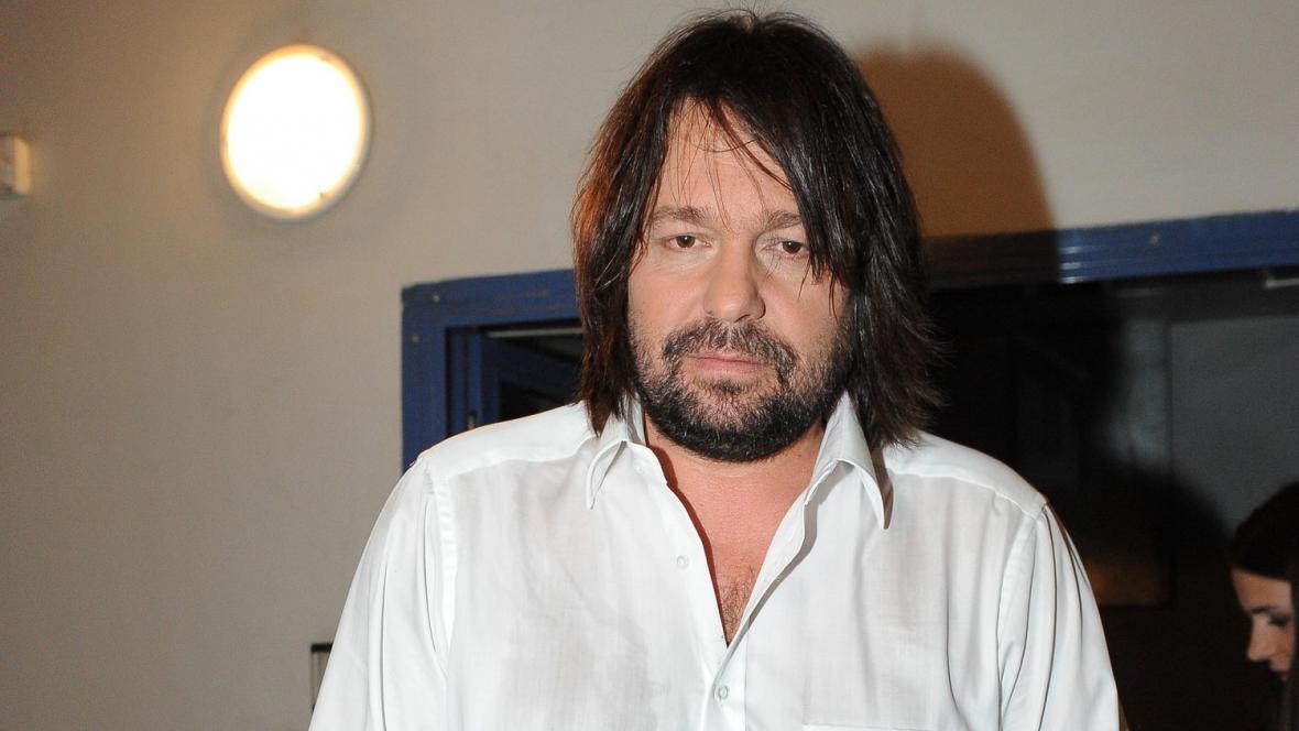 Herec a producent Jiří Pomeje