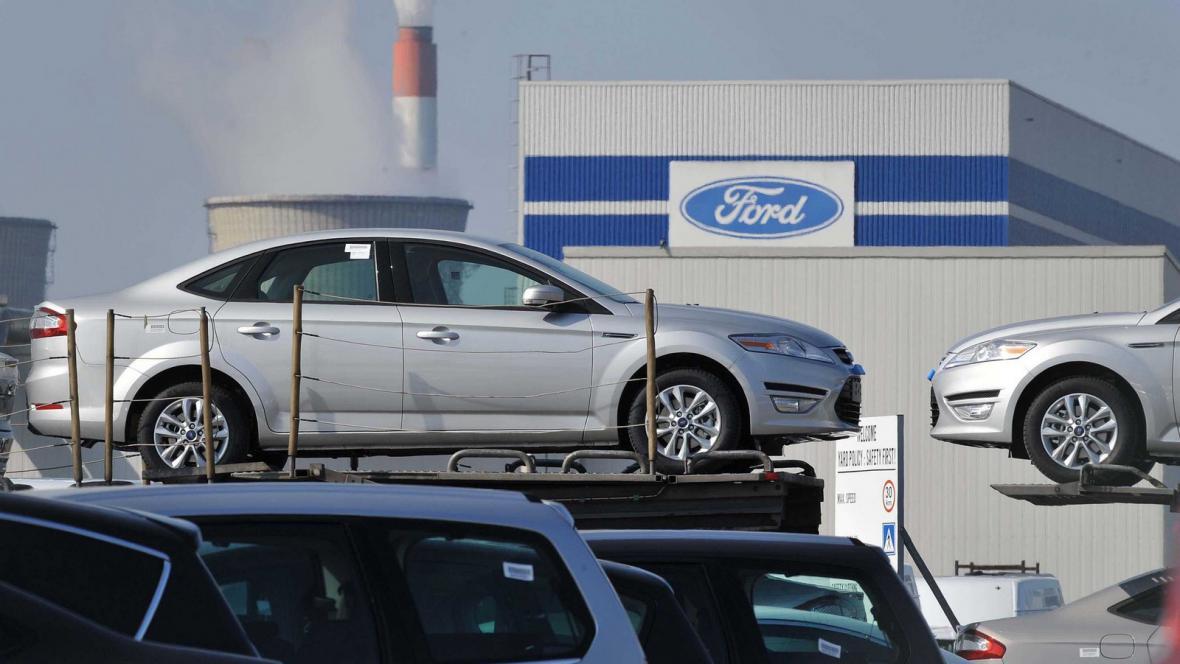 Továrna Fordu v Genku