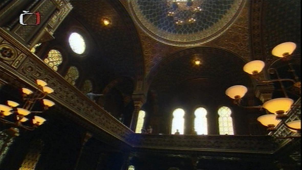 Cesty víry / Moje synagoga je v Praze