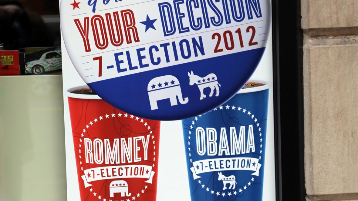 Americké prezidentské volby 2012