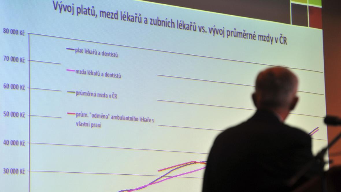 Leoš Heger na sjezdu ČLK