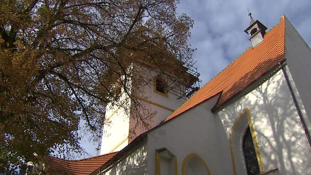 Kostel sv. Martina v Radomyšli