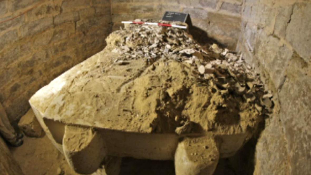 Hrobka princezny Šert Nepti