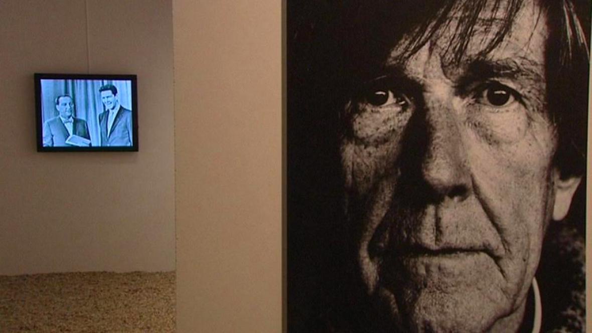 Výstava k výročí narození Johna Cage