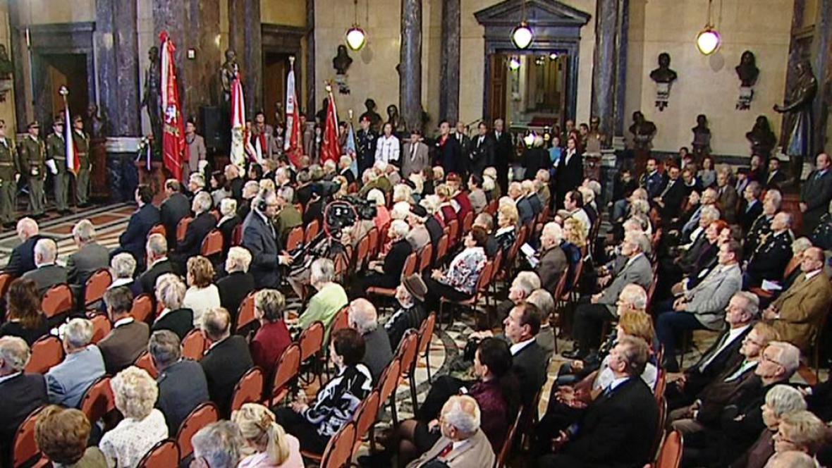 Pamětníci bojů o Kyjev