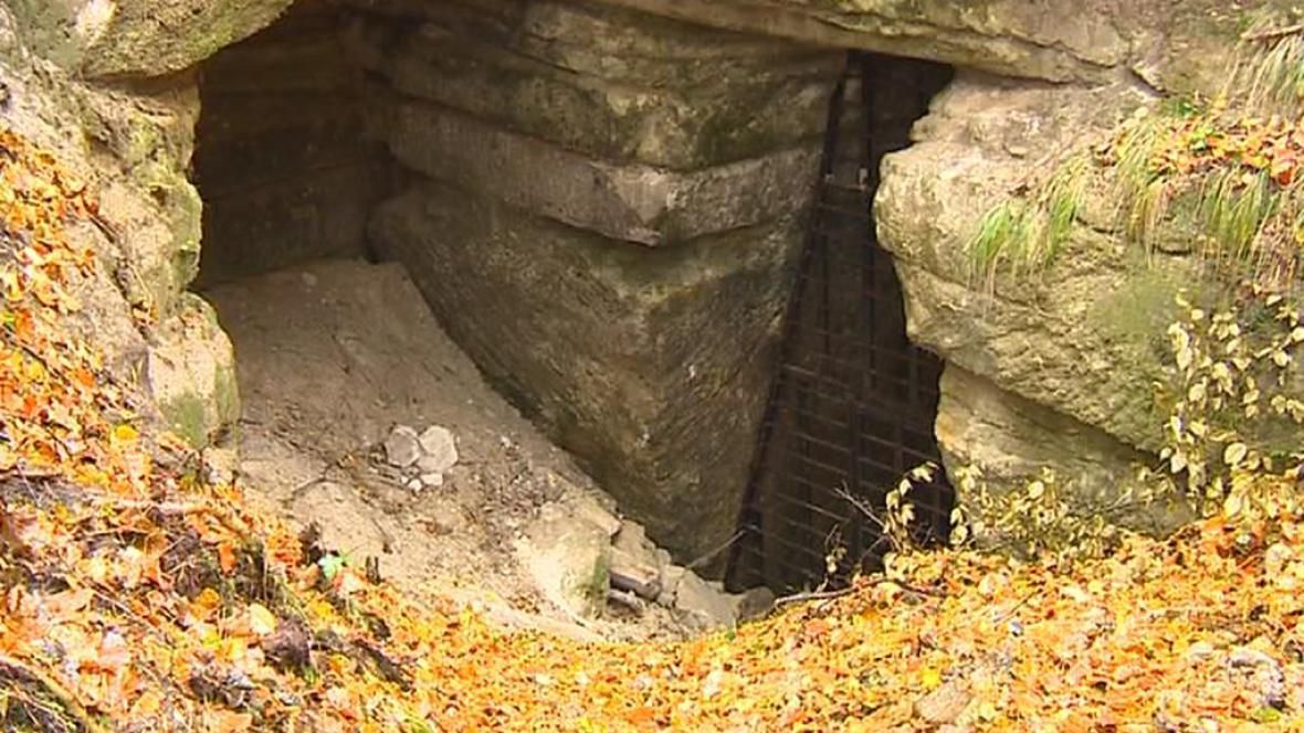 Skalická jeskyně