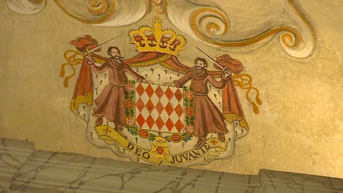 Čeští restaurátoři vyzdobili strop monackého kostela
