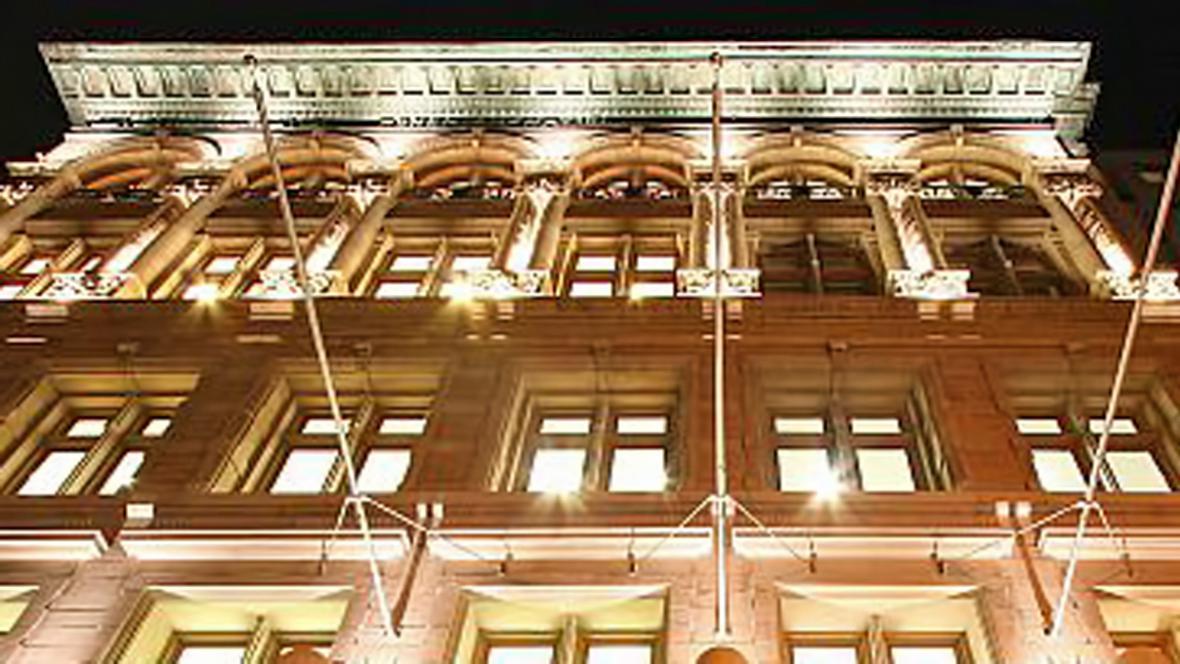 Český konzulát v New Yorku