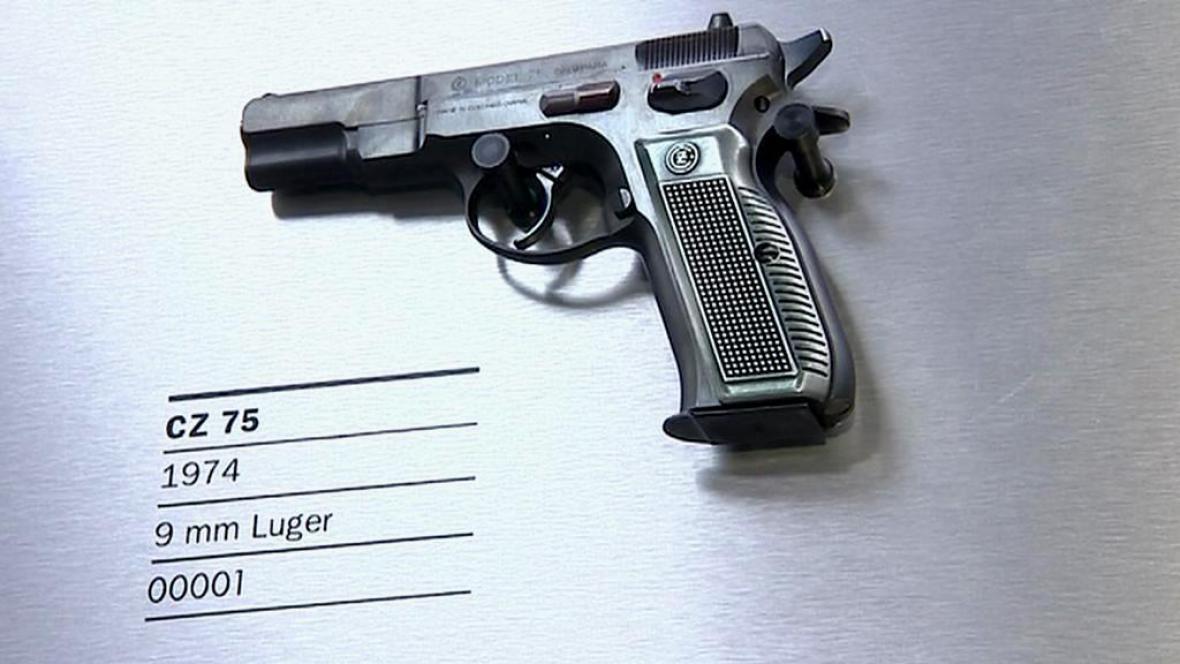 Legendární pistole ČZ 75