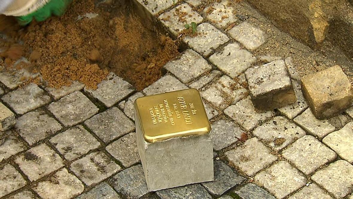 Kámen zmizelých v Olomouci