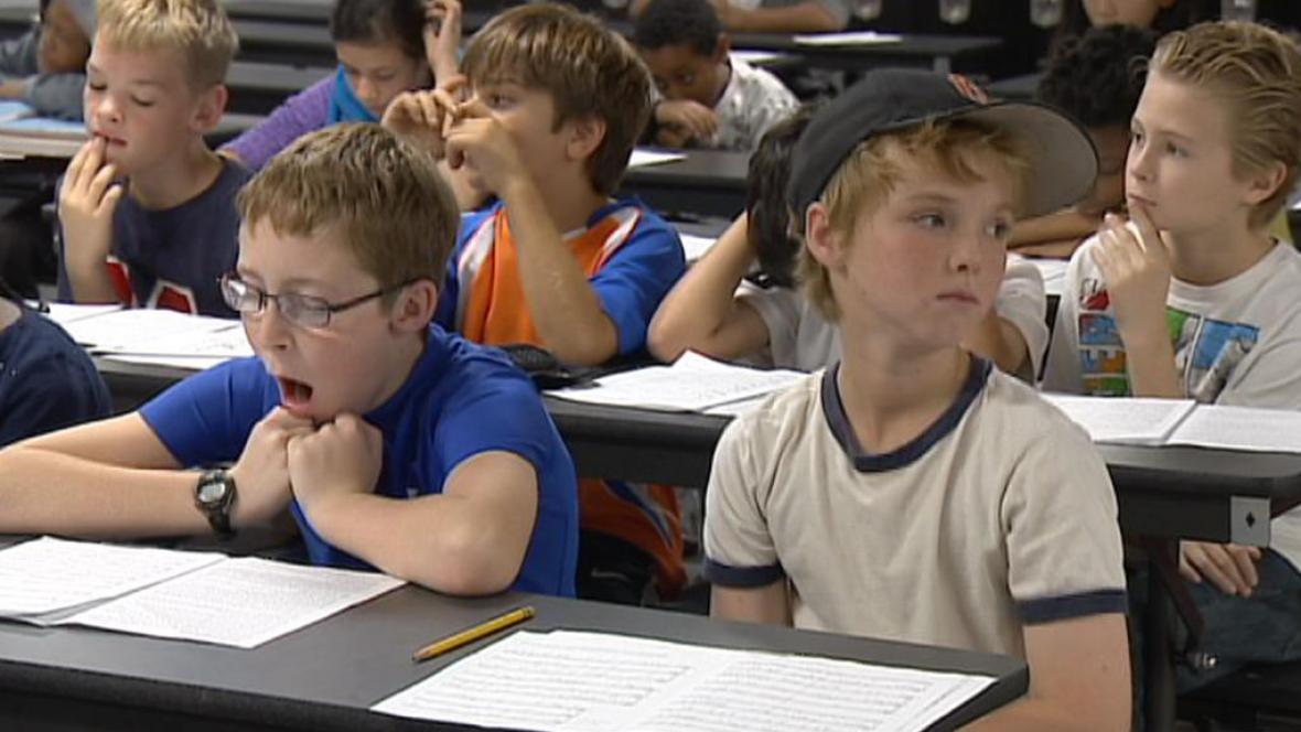 Škola v USA