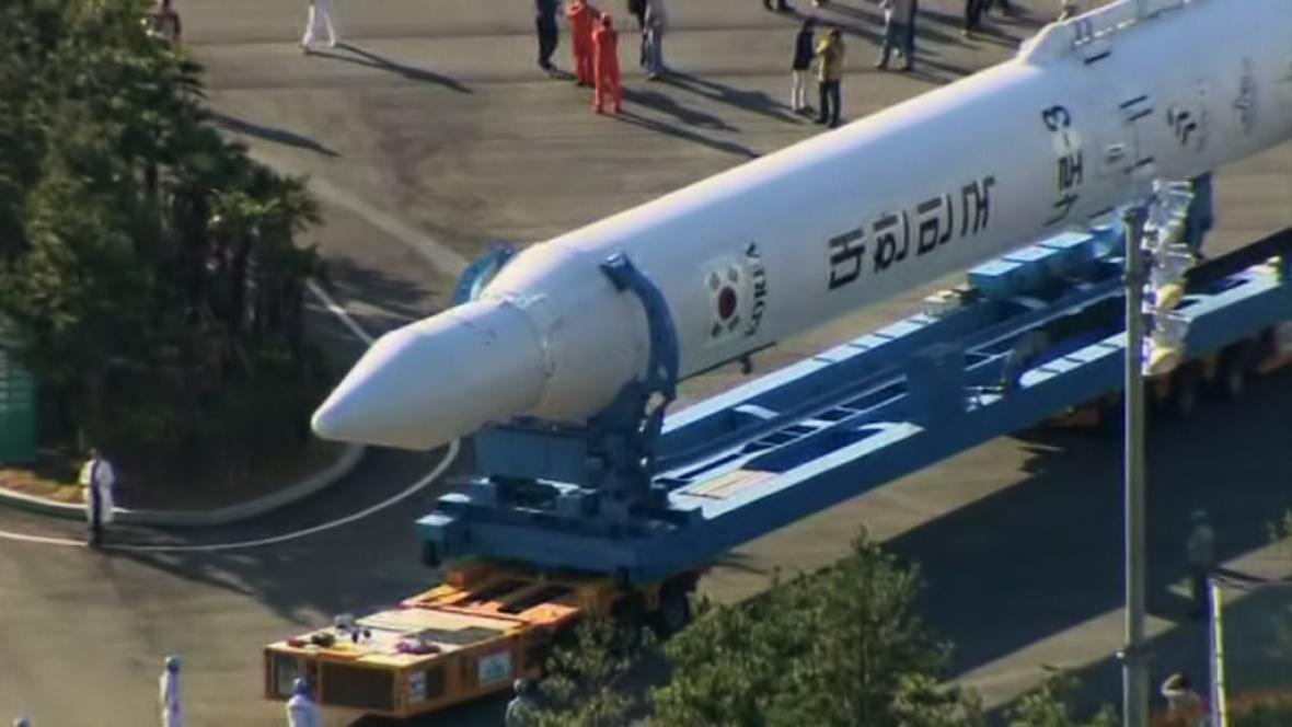Jihokorejská raketa