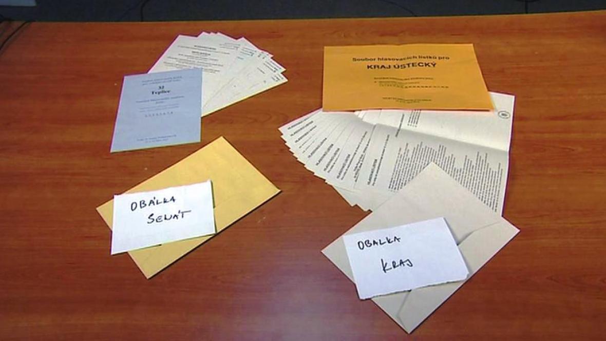 Hlasovací lístky
