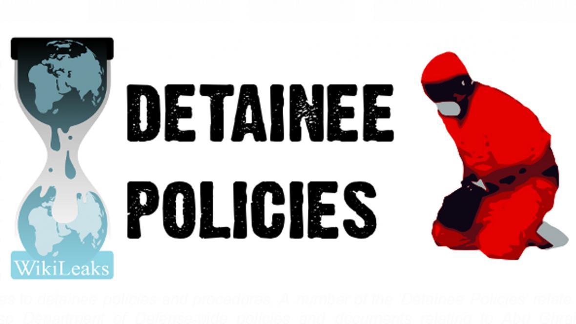 WikiLeaks zveřejňuje manuály pro věznice