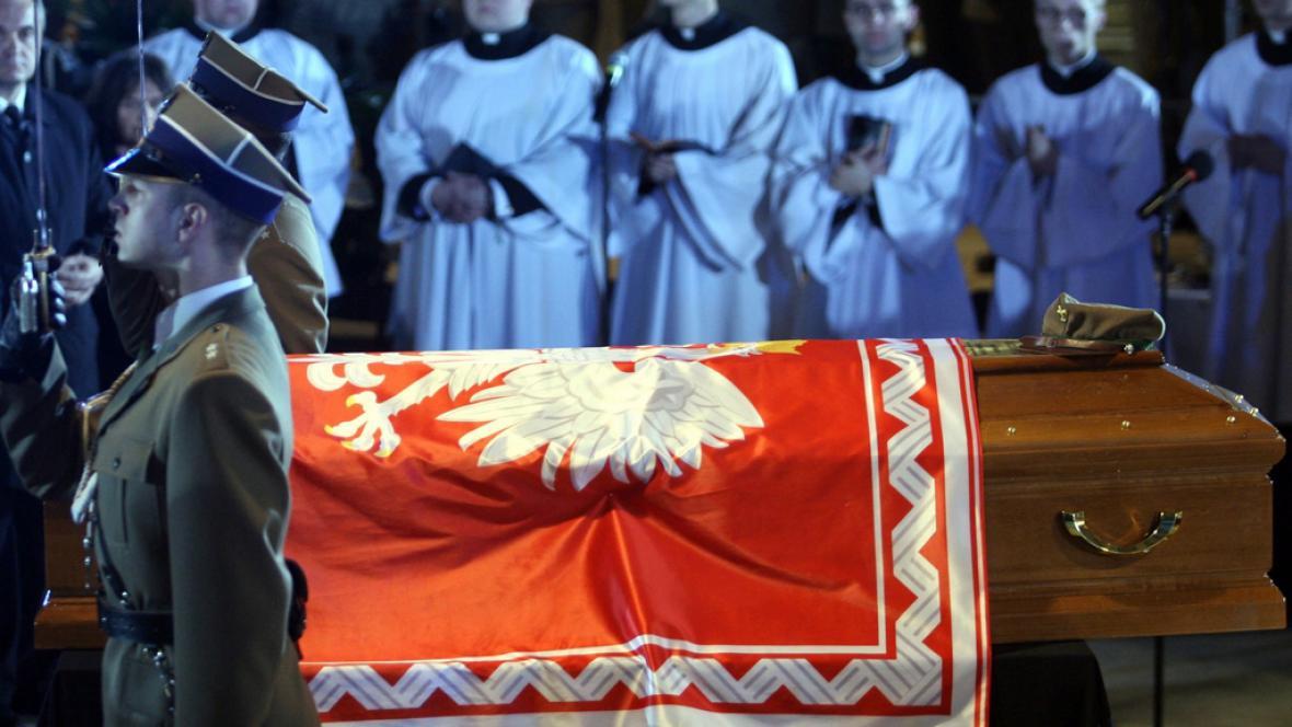 Pohřeb Ryszarda Kaczorowského