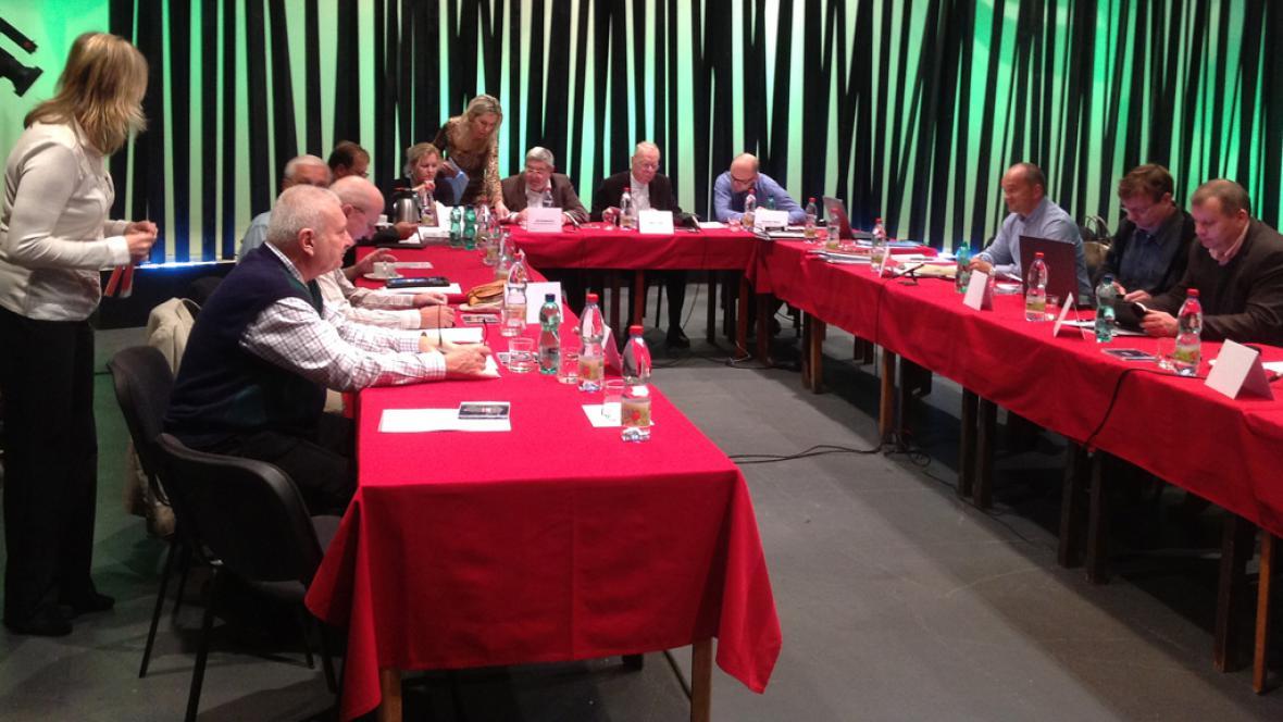Z jednání Rady ČT v TSO