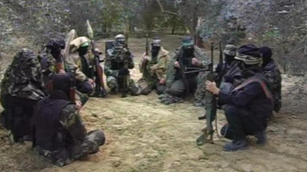 Ozbrojenci Hamasu