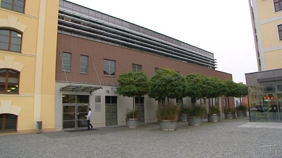 Budova úřadu Královéhradeckého kraje