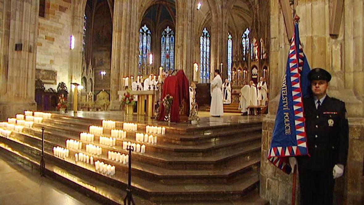 Pieta v katedrále sv. Víta