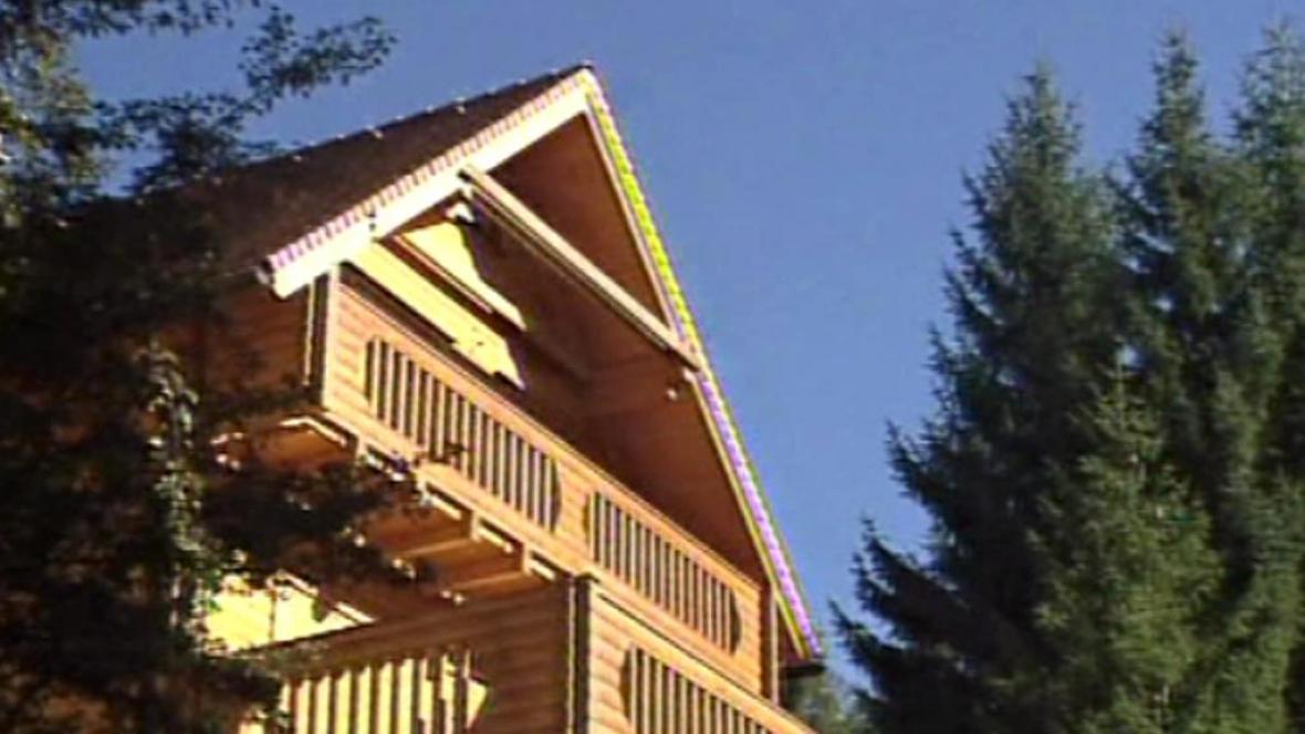 Ekologické dřevěné domy