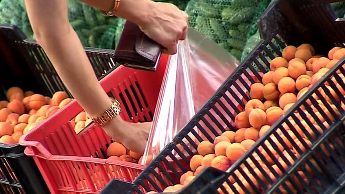 Nákup ovoce