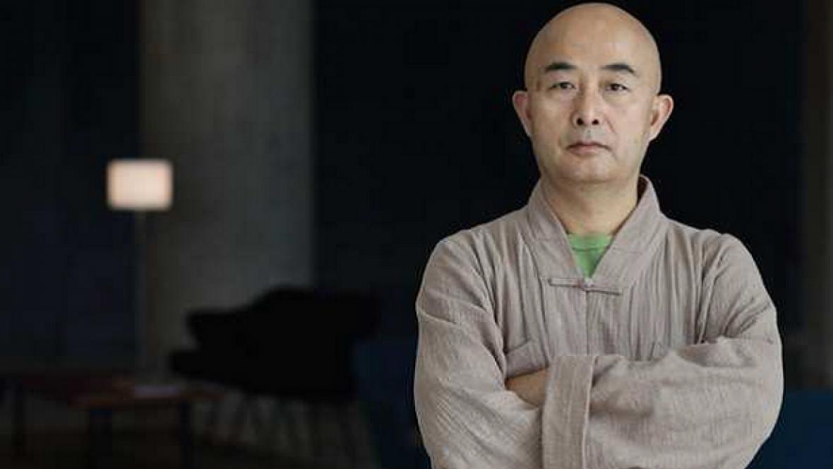 Spisovatel Liao Yiwu