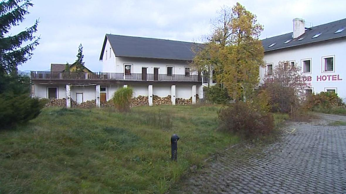 Bývalý hotel