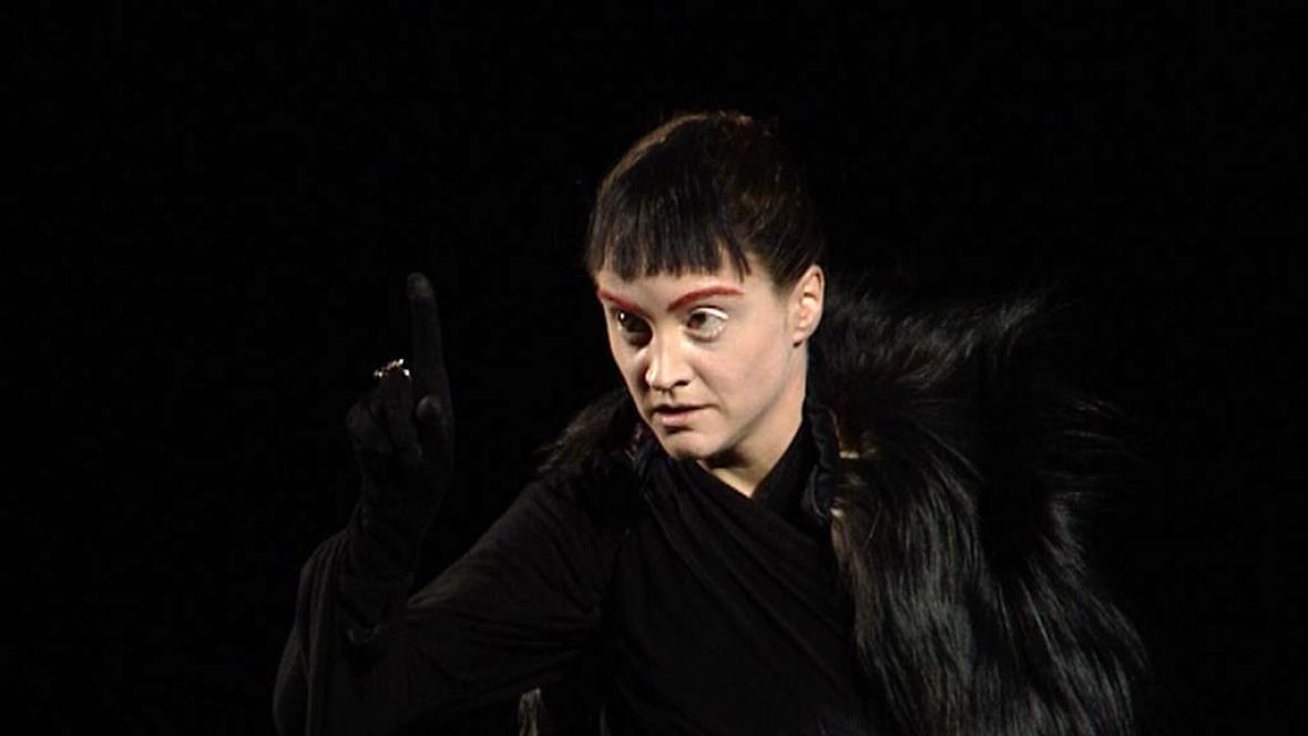 Klicperovo divadlo / Richard III. (Pavlína Štorková)